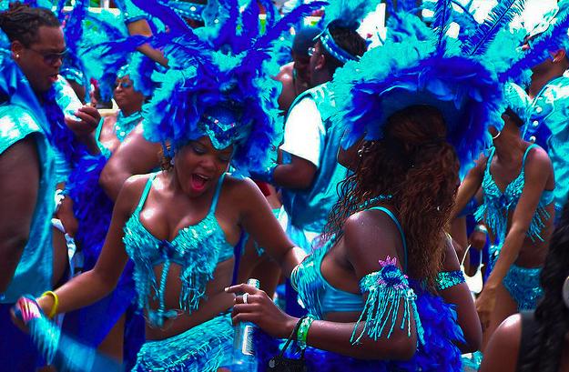 На Мартинике прошел традиционный карнавал
