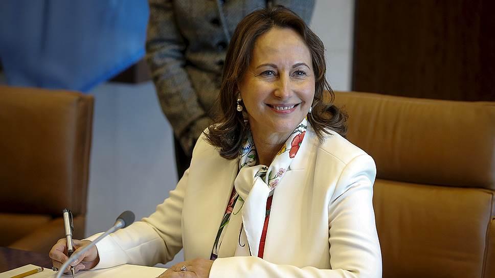 Сеголен Руаяль подписала указ о защите морских млекопитающих