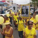 В Фор-де-Франс состоялся марш «ENDOgirls»