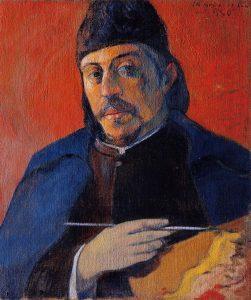 французский живописец Гоген