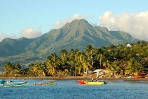 Достопримечательности Мартиники