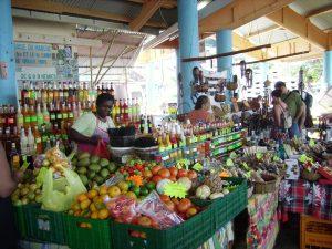 Рынок Мартиники